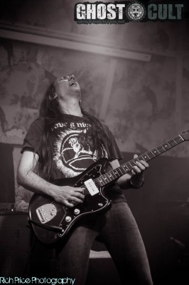 Alcest, by Rich Price Photography