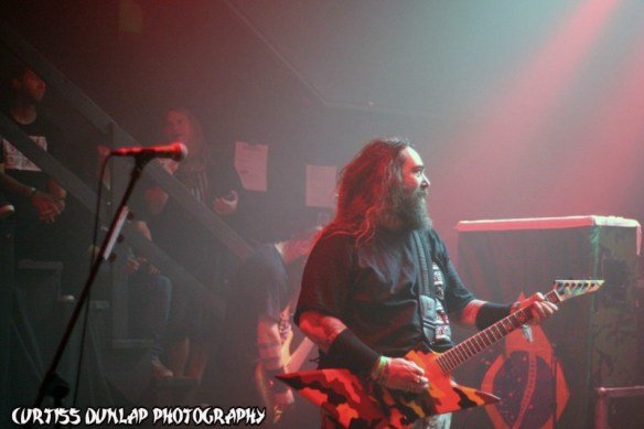 Cavalera conspiracy, by Curtiss Dunlap Photography