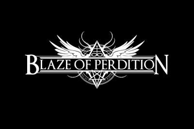 blaze of perdition logo