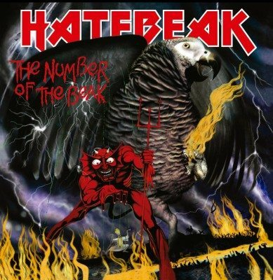 hatebeak the number of the beak