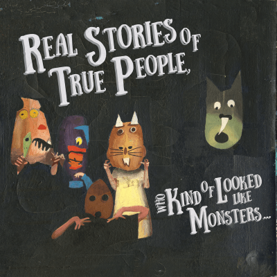 oso oso real stories of true people who kind of look like monsters