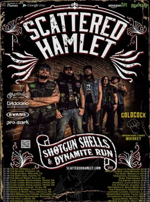 scattered hamlet tour