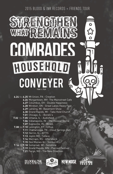 strengthen what remains comrades household conveyer tour