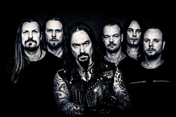 Amorphis, photo by Ville Juurikkala