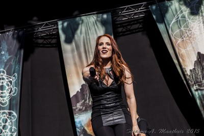 Epica, photo by Susanne A. Maathuis