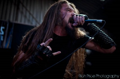 Goatwhore, by Rich Price Photography