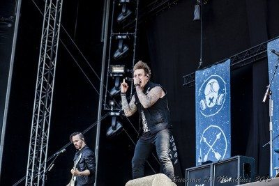 Papa Roach, by Susanne A. Maathuis Photography