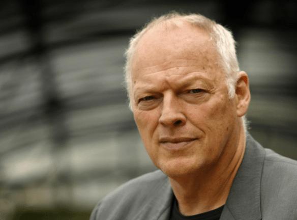 David Gilmour, courtesy of David Gilmour.com