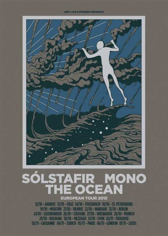 the ocean mono solstafir