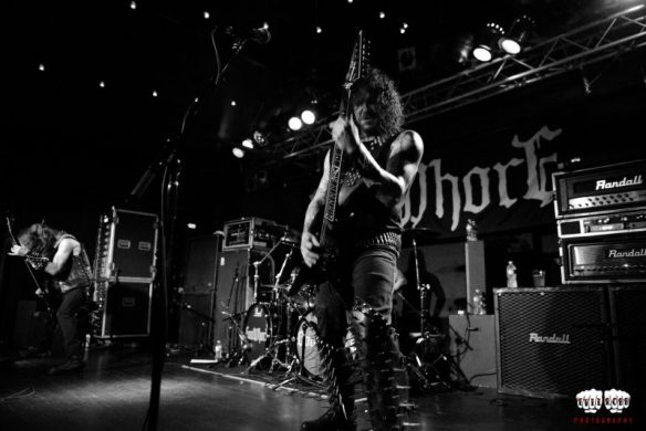 Goatwhore, by Evil Robb Photography