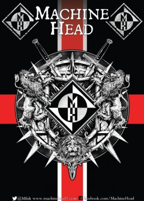 An Evening with Machine Head leg 2