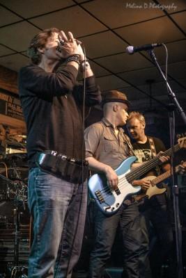 Jeff Kollman Band, by Melina D Photography