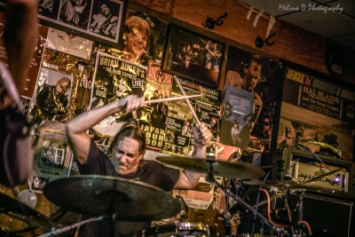 Danny Carey with Jeff Kollman Band, by Melina D Photography
