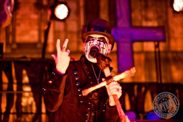 King Diamond, photo©Kevin Estrada / kevinestrada.com