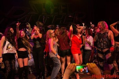 Steel Panther, by MasterPhelps Photography
