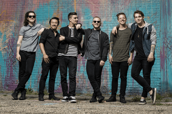 We Came As Romans, photo credit: Equal Vision Records