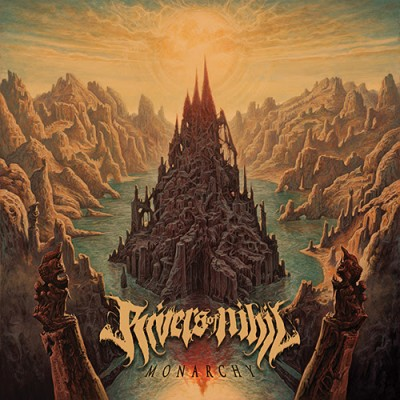 rivers of nihil monarchy album cover 2015