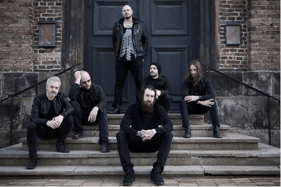 Soilwork, photo by Hannah Verbeuren