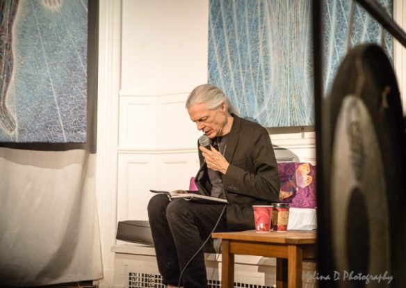 Alex Grey at CoSM, by Melina D. Photography