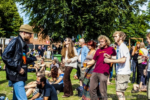 Crowd at Yellowstock 2015, photo by Susanne A. Maathuis