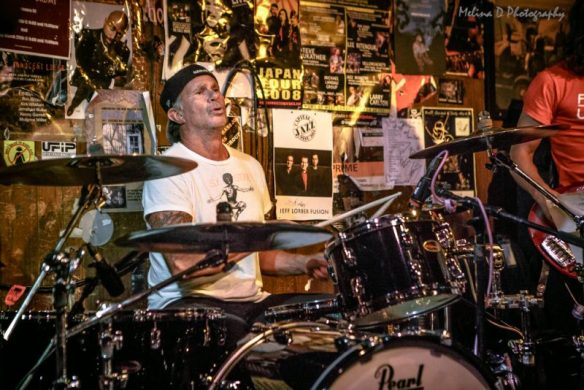 Chad Smith, by Melina D Photography