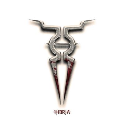 Hibria self titled album cover 2015