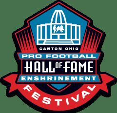 NFL HoF Festival Logo