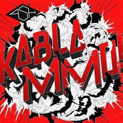 ash kablammo album cover 2015