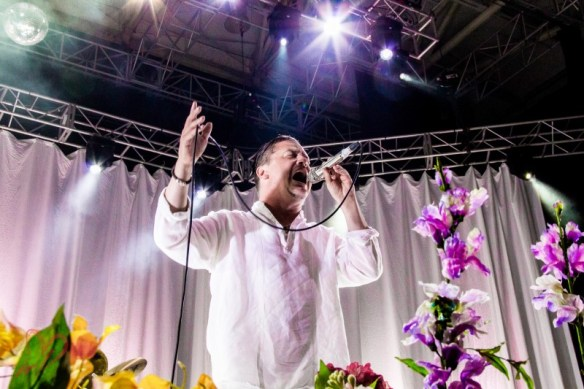 Faith No More in Boston, by Meg Loyal Photography