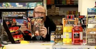 "Brian Posehn on Red Fang's ""Wires"" Music Video."