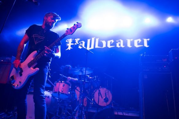 Pallbearer, by Evil Robb Photography