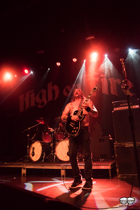 High On Fire, by Evil Robb Photography
