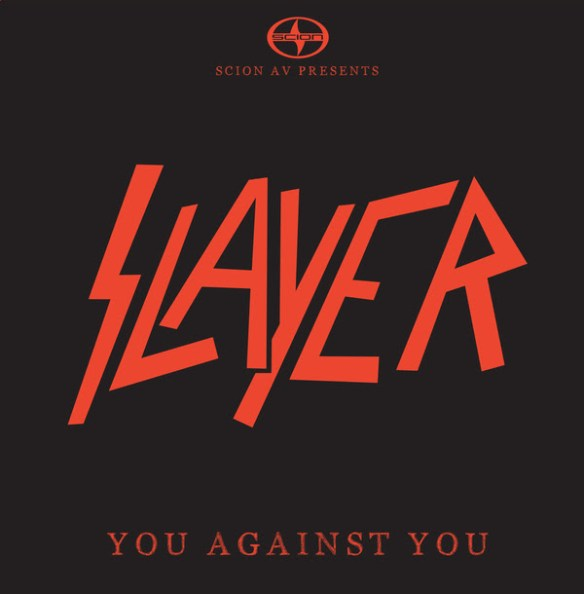 New slayer song dl card