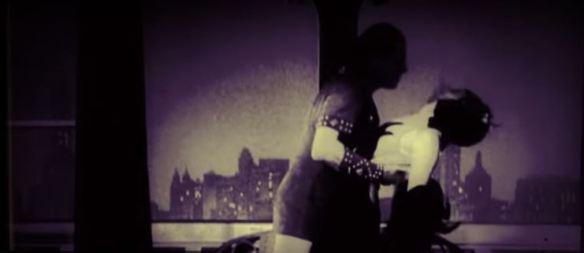 Still from Ghost Meliora video