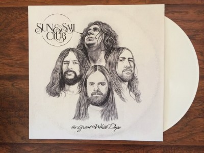 sun and sail club great white dope lp cover