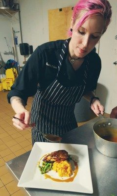 Chef Heather Feher of Black Cat Culinary