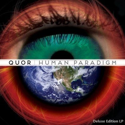 QUOR Human Paradigm album cover