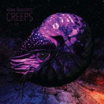 Indian Handcrafts Creeps album cover