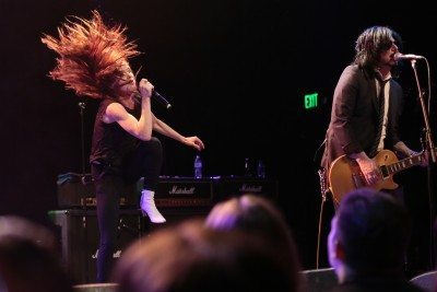 Rhonda's Kiss concert, Los Angeles, America - 3 Nov 2015