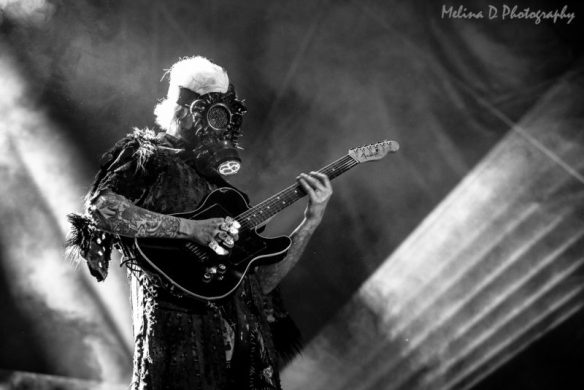 John 5, with Rob Zombie, by Melina D Photography