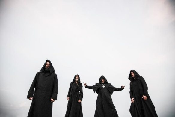 SUNN O))) photo credit by Pete Bestes