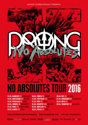 prong no absolutes euro tour 2016