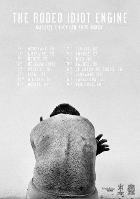 the rodeo idiot egine euro tour 2015