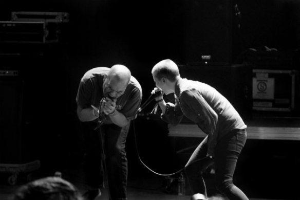 Agoraphobic Nosebleed, by Emma Parsons Photography
