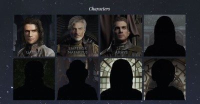 Dream Theatre astonishing characters