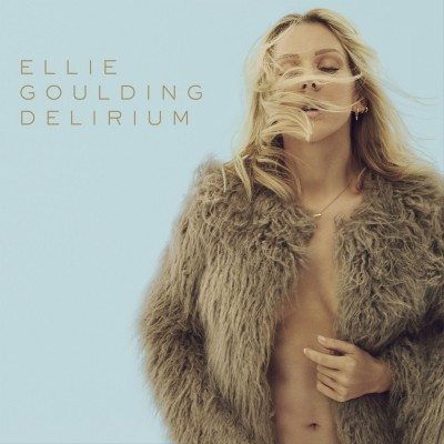 Ellie Goulding - Delirium album cover - Copy