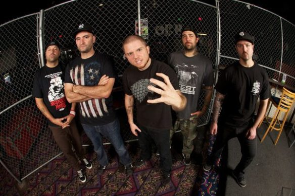 Hatebreed photo credit by Randy Johnson