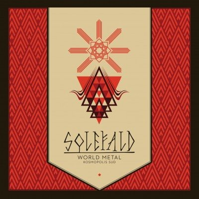 Solefald - World Metal. Kosmopolis Sud album cover 2015