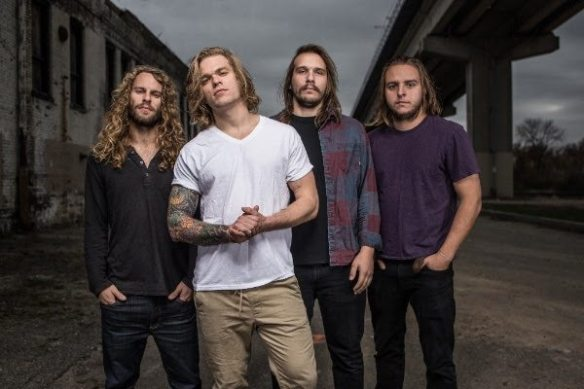 Toothgrinder band 2015