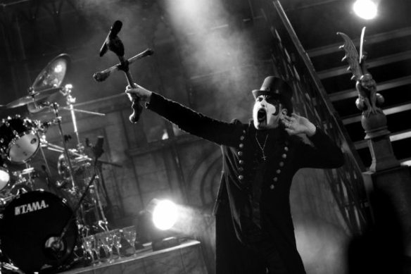 King Diamond, by Emma Parsons Photography